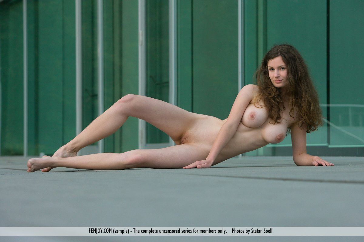 Picture tagged with: Femjoy, Busty, Closer Than You Think, Susann