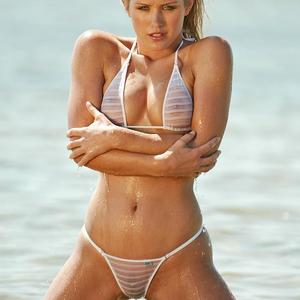 Picture tagged with: Blonde, Bikini, Celebrity - Star, Nicky Whelan