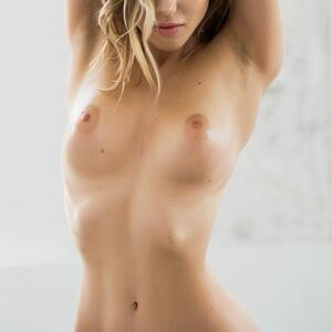 Picture tagged with: Blonde, Boobs, Tummy