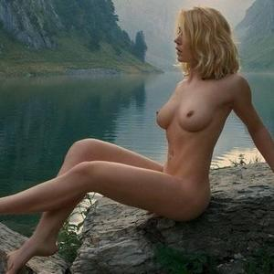Picture tagged with: Blonde, Nature