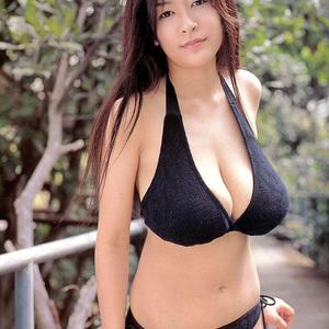 Picture tagged with: Busty, Asian, Bikini