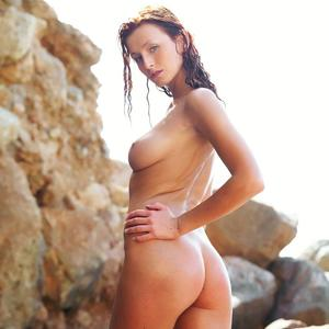 Picture tagged with: Errotica Archives, Brunette, Ass - Butt