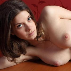 Picture tagged with: Femjoy, Brunette, Boobs, Danica - Anita C, Eyes, Without A Doubt