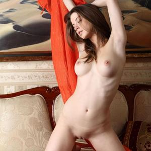 Picture tagged with: Femjoy, Brunette, Boobs, Danica - Anita C, Surreal, Tummy