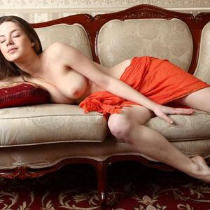 Picture tagged with: Femjoy, Brunette, Danica - Anita C, Surreal