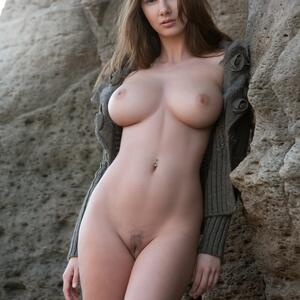 Picture tagged with: Femjoy, Busty, Brunette, Connie Carter, Rock that body
