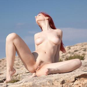 Picture tagged with: Femjoy, Redhead, Ariel