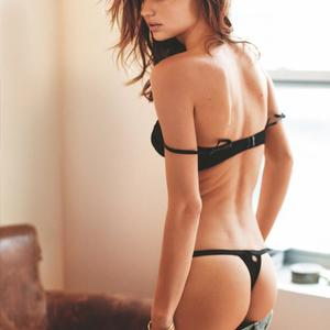 Picture tagged with: Lingerie, Miranda Kerr, Safe for work