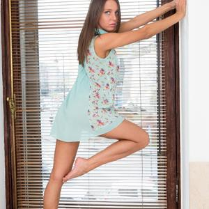 Picture tagged with: MET Art, Brunette, Foxy Di - Nensi B, Studna