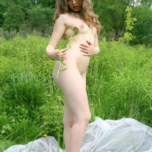 Nude teen picture tagged with: MET Art, Erica A