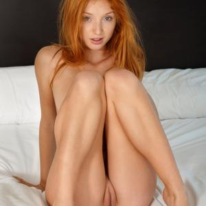 Picture tagged with: MET Art, Redhead, Michelle H, Nattia