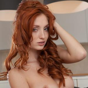 Picture tagged with: MET Art, Redhead, Michelle H, Vanola
