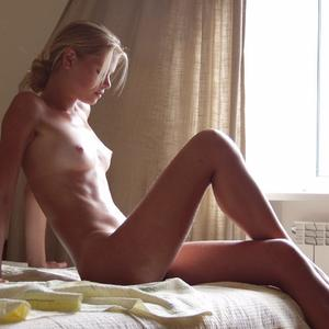 Picture tagged with: MET Art, Skinny, Blonde, Andrea C, Noblesse, Small Tits