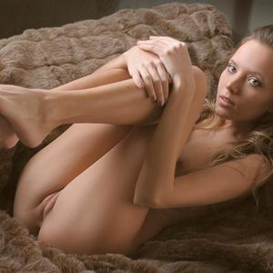 Picture tagged with: MET Art, Skinny, Blonde, Fortezza, Katya Clover - Mango A
