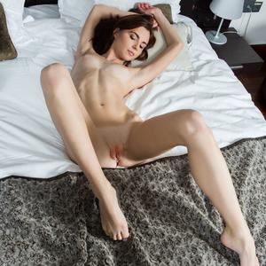 Picture tagged with: MET Art, Skinny, Brunette, Aurmi, Nisela