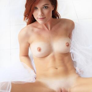 Picture tagged with: Redhead, Pussy