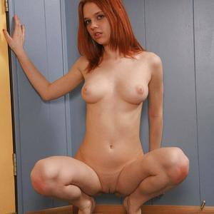 Picture tagged with: Redhead