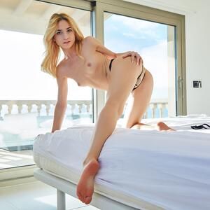 Picture tagged with: Skinny, Blonde, Ruza, Sabrina Little - Susie, Sex Art, Small Tits