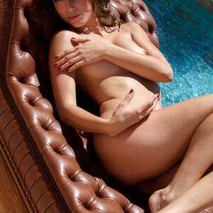 Picture tagged with: Skinny, Brunette, Malena Morgan, Sex Art
