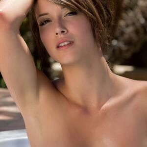 Picture tagged with: Skinny, Brunette, Malena Morgan
