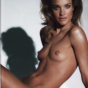 Picture tagged with: Skinny, Brunette, Natalia Vodianova, Small Tits, Tummy
