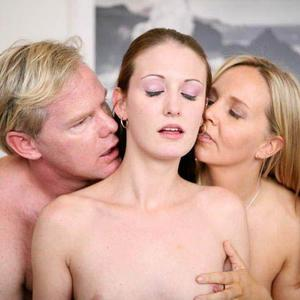 Picture tagged with: Threesome