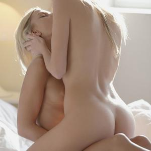 Picture tagged with: X-Art, Blonde, Katya Clover - Mango A, Kissing, Lesbian, Susie, Warm Inside