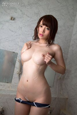 Picture tagged with: Asian, Boobs, Shower