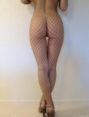 Picture tagged with: Ass - Butt, Fish Net