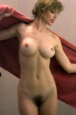 Picture tagged with: Blonde, Boobs, Hairy