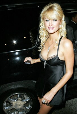 Picture tagged with: Blonde, Paris Hilton, Celebrity - Star