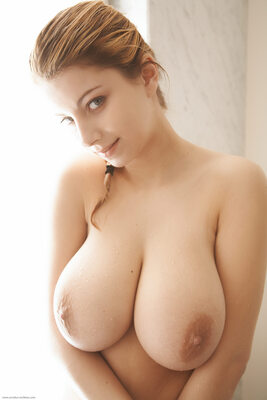 Picture tagged with: Busty, Errotica Archives, Katerina Hartlova, Boobs