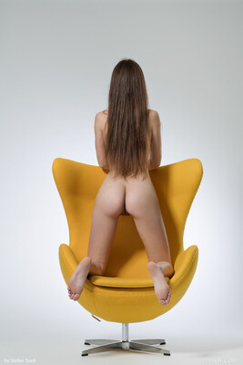 Picture tagged with: Femjoy, Brunette, Alisa Amore, Ass - Butt