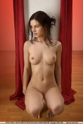 Picture tagged with: Brunette, Eternal Sensuality, Femjoy, Mona