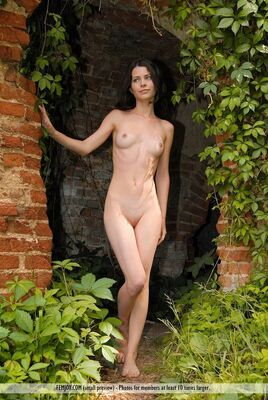 Picture tagged with: Skinny, Brunette, Femjoy, Forgotten Place, Jadi