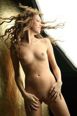 Picture tagged with: Blonde, MET Art, Natasha S, Tesoro