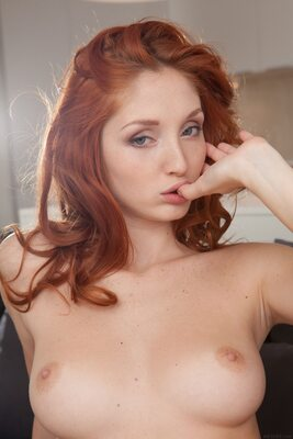 Picture tagged with: MET Art, Michelle H, Redhead, Vanola