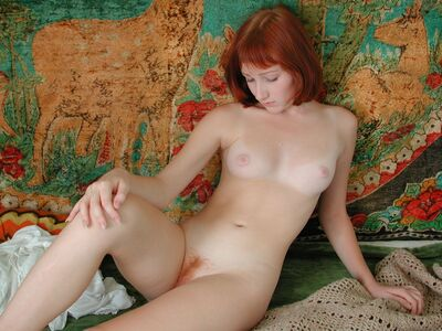 Picture tagged with: MET Art, Redhead, The Concept