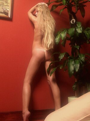 Picture tagged with: MET Art, Skinny, Blonde, Andrea C, Tantra