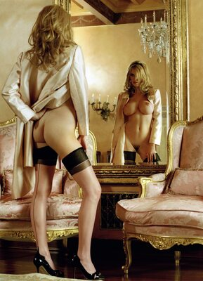 Picture tagged with: Blonde, Playboy, Ass - Butt, Diora Baird, Vintage