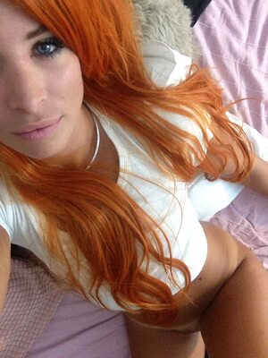 Picture tagged with: Camgirl, Chaturbate, Jana Volkova, Redhead
