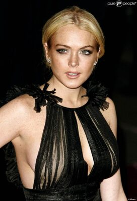 Picture tagged with: Redhead, Celebrity - Star, Lindsay Lohan