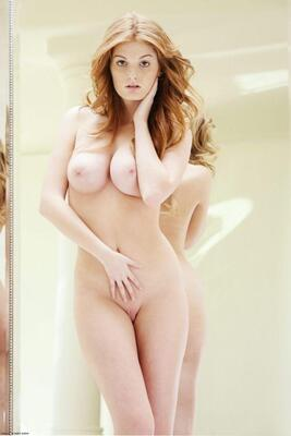 Picture tagged with: Faye Reagan, Redhead