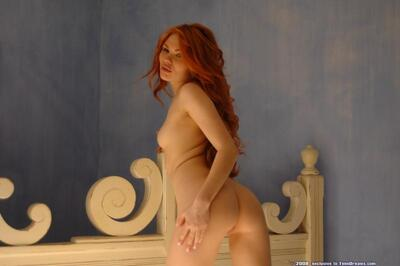 Picture tagged with: Redhead, Jayme Langford