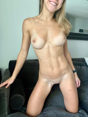 Picture tagged with: Skinny, Blonde, cuntnugget-22, Boobs, Fit, Piercing, Smiling, Tummy