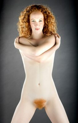 Picture tagged with: Skinny, Redhead, Hairy