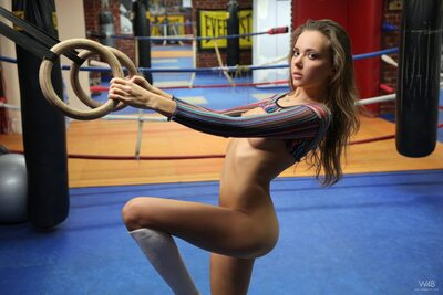 Picture tagged with: Skinny, Blonde, Commit to be Fit, Katya Clover - Mango A, Watch4Beauty