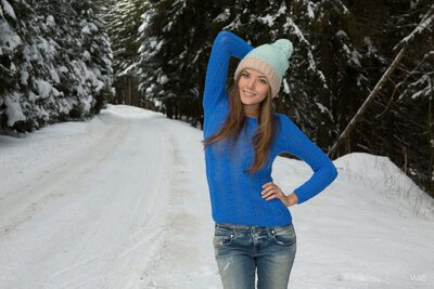 Picture tagged with: Skinny, Blonde, Katya Clover - Mango A, Watch4Beauty, Winterpee