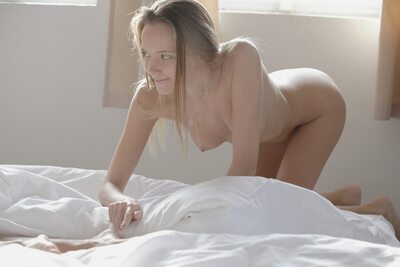Picture tagged with: Blonde, Katya Clover - Mango A, Susie, Warm Inside, X-Art, Lesbian