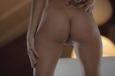Picture tagged with: Skinny, Blonde, Intimate Experience, Katya Clover - Mango A, X-Art, Ass - Butt